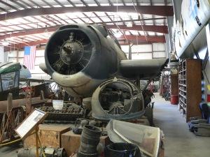 Chino - Planes of Fame TBM Avenger