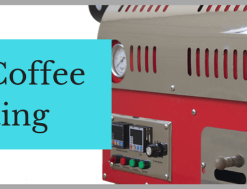 Home coffee roasting – First Steps