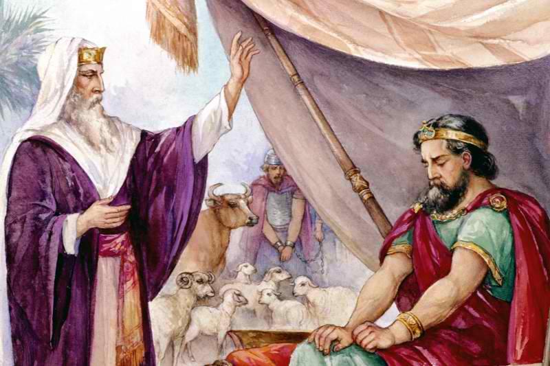 God Choses Samuel