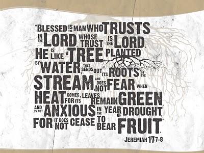 Jeremiah 17:5-9