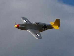 Mike's P-51B Mustang
