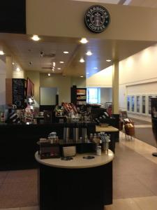 Starbucks Clover Location Chicago No Lines