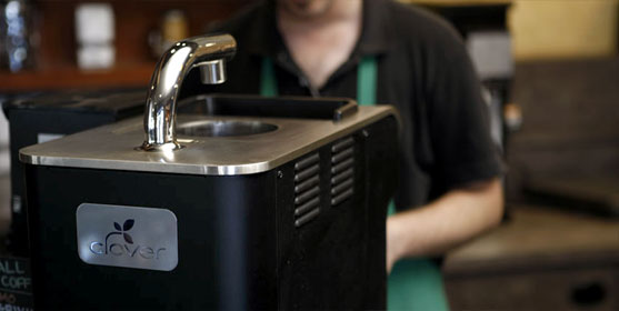 Starbucks Clover Coffee Brewing System