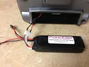 3S Lipo using Voltage Regulator