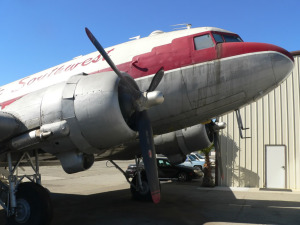 DC-3 Engine Cowl