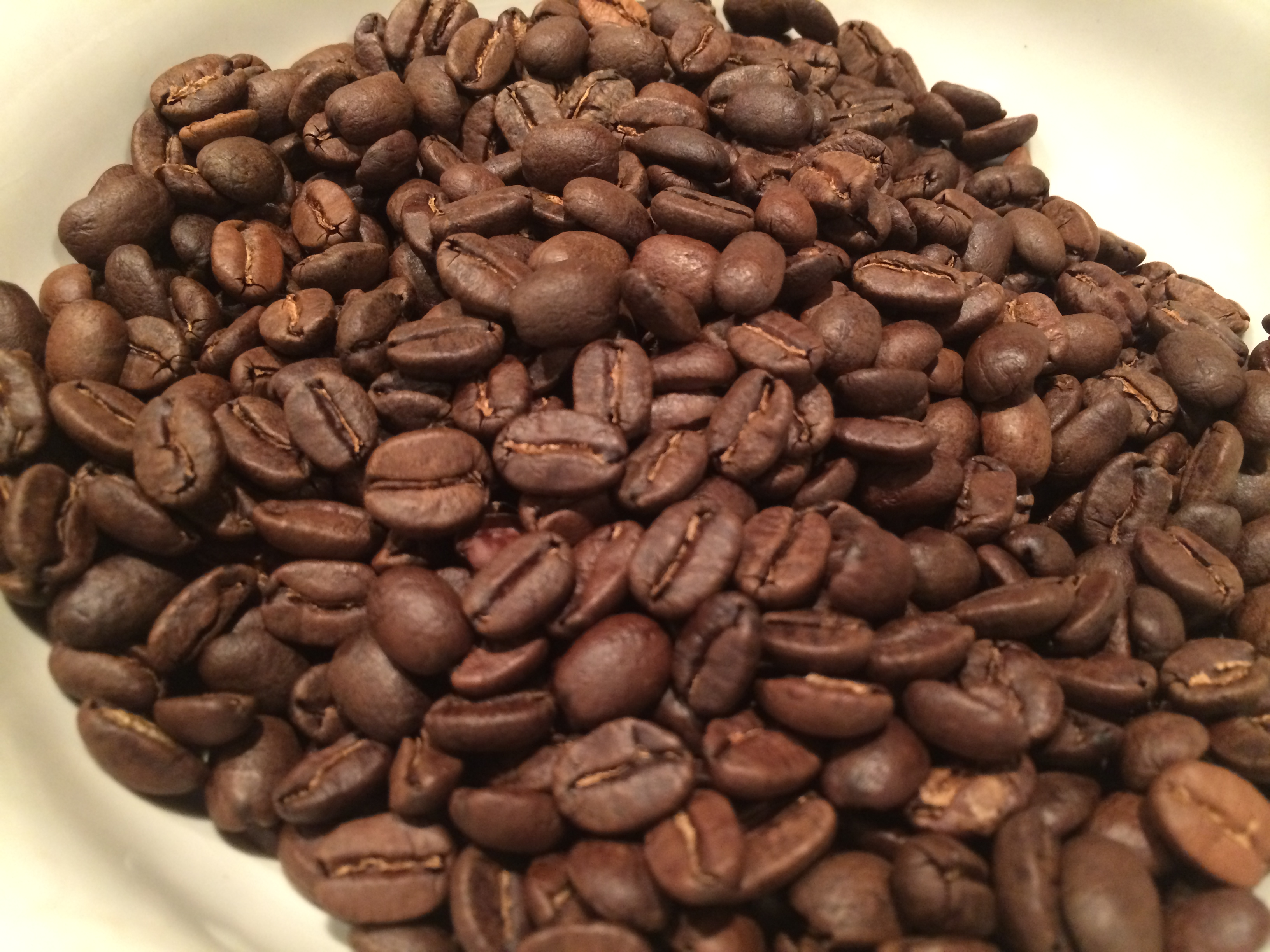 Fresh Roasted at Home Coffee from Green Coffee Beans