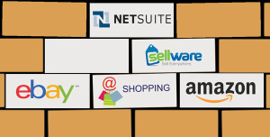 sellware netsuite ebay amazon connector channel