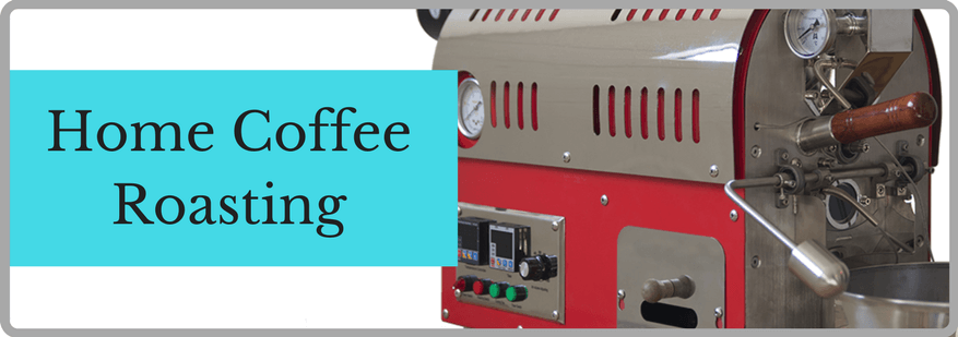 Home Roasting Coffee ~ Roast your own coffee mikeszone